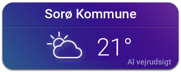 Vejret i Sorø