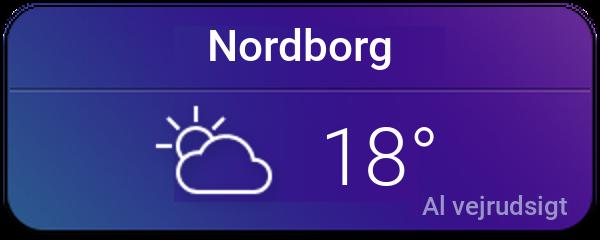 Vejret i Nordborg