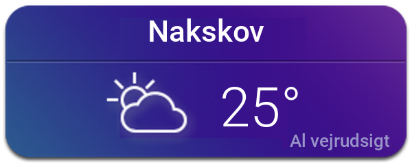 Vejret i Nakskov