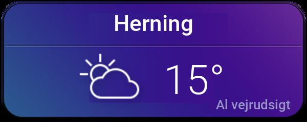 Vejret i Herning