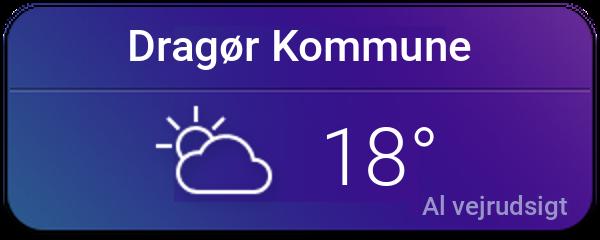 Vejret i Dragør