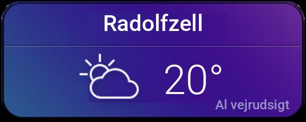 Vejret i Odense